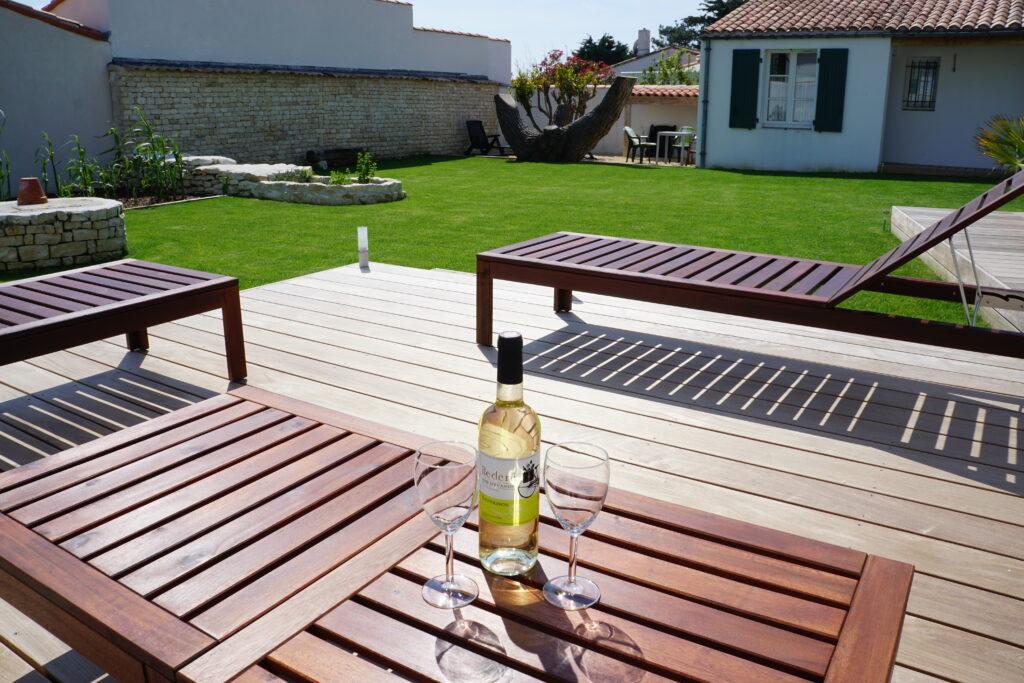 Genießen Sie Ihren Urlaub im privaten Ferienhaus auf der Ile de Ré